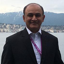 Dr Asghar Naqvi