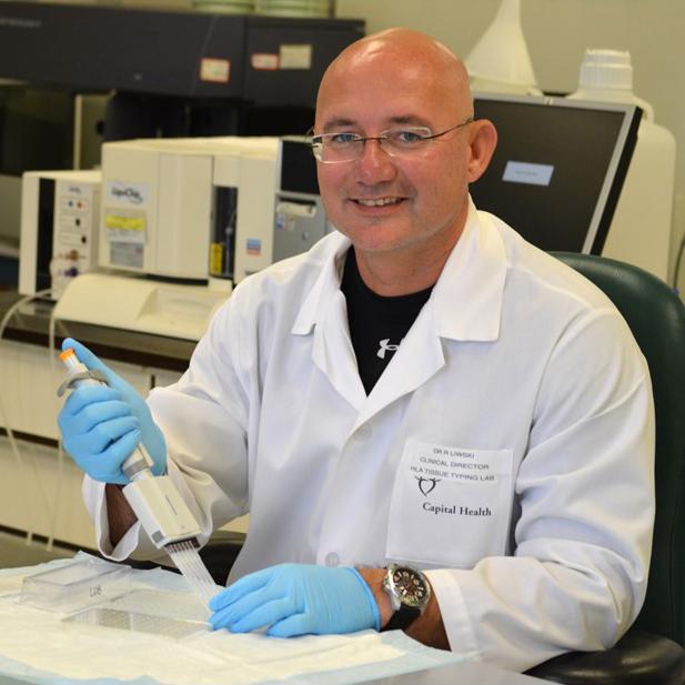 Dr. Robert Liwski